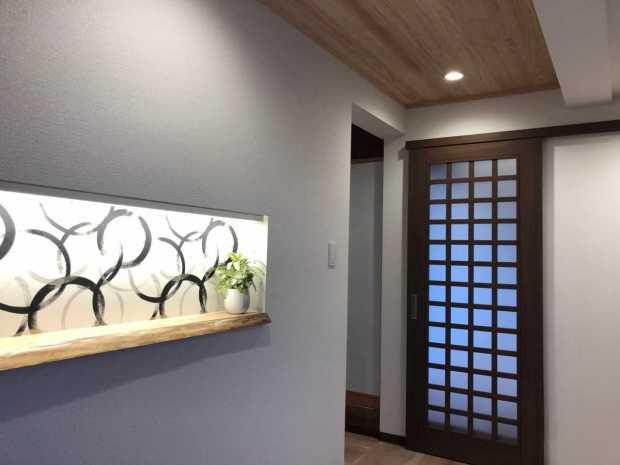 築70年の日本家屋のリノベーション